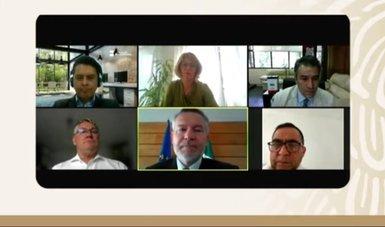México y la Unión Europea concluyen ciclo de conferencias en torno al cuidado de la capa de ozono