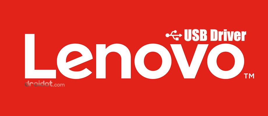 Download USB Drivers & ADB Drivers Lenovo untuk Semua Model
