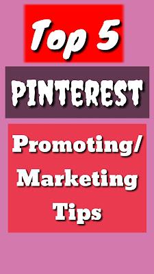 Pinterest marketin Tips 2019