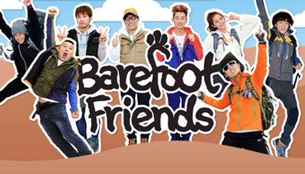 Biệt Đội Chân Đất - Barefoot Friends