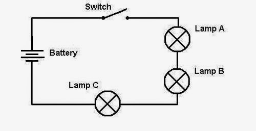 physics teacher what is a complete circuit