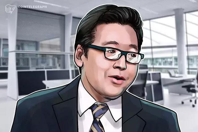 Según Tom Lee de Fundstrat, el estallido del precio de #Bitcoin está programado para agosto