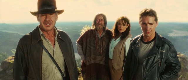 Indiana Jones and the Kingdom of the Crystal Skull 2008 Dual Audio Hindi 720p BluRay