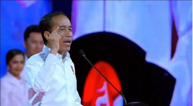 Pidato Jokowi Hajar Penghambat Investasi Ngeri Kali!