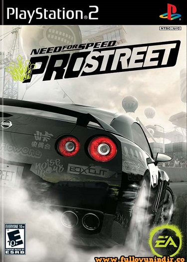 Need for Speed ProStreet (PAL) Playstation 2