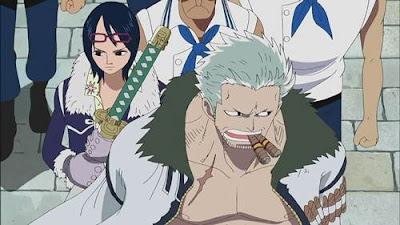 Karakter One Piece Angkatan Laut