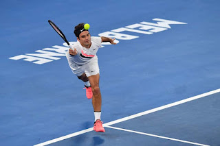 Roger Federer Australian open grand Slam wins