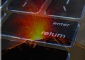 Enter Key is Lava