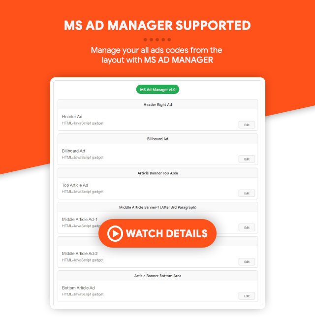 MS Ad Manager