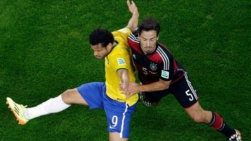 Hummel từng hạ gục đội bóng mà anh yêu thích tại World Cup 2014