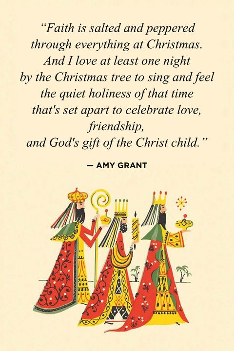 GOD WITH US Religious Christmas Quotes