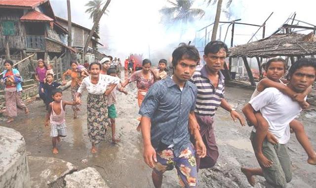 YS : Krisis, Kemanusiaan Rohingya, Harus Dihentikan