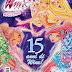 WINX CLUB MAGAZINE 178 - 15 anni di Winx!