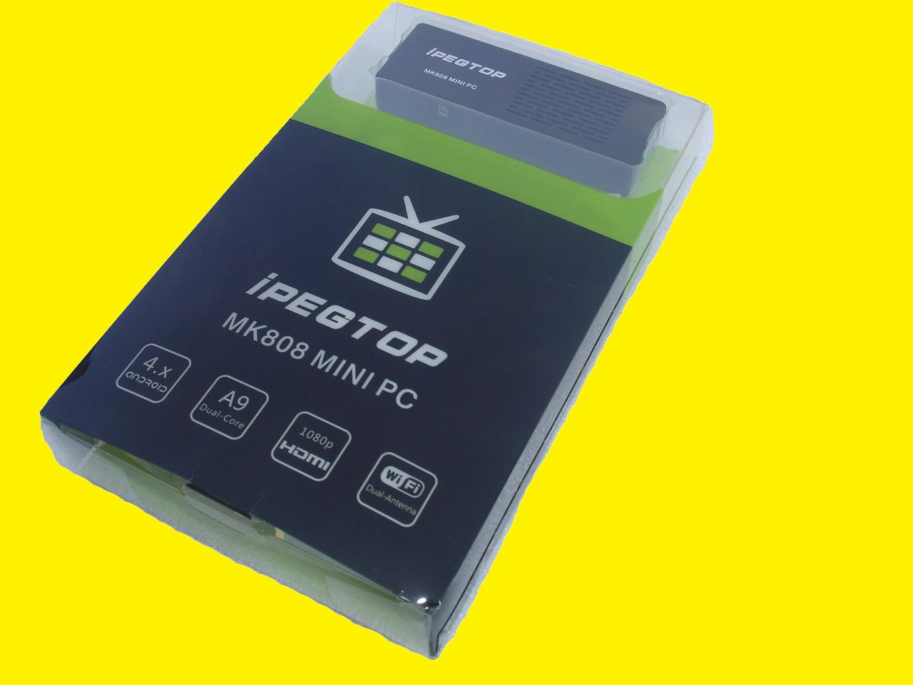 MK808 Android 4 1 1 mini pc Jelly Bean Smart TV Dual Core