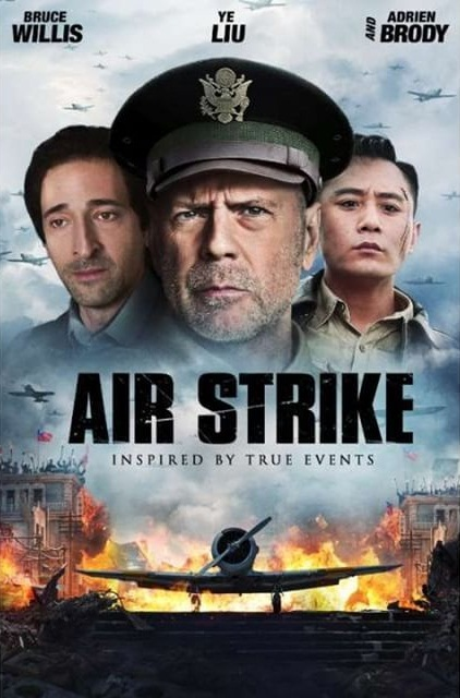 Air Strike [2018] [DVDR] [NTSC] [Latino] [Menú Editado]