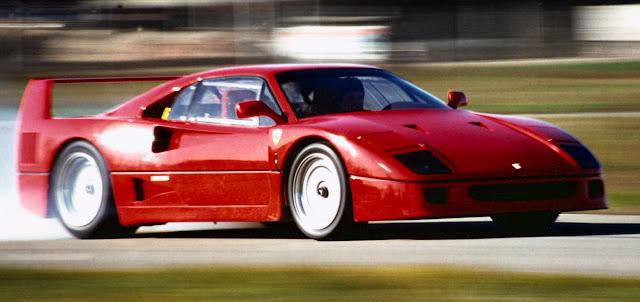 フェラーリ 歴代の名車 F40