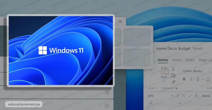 WINDOWS 11 OFICIAL: Conoce el nuevo logo, los nuevos menús y características que trae el sistema operativo de Microsoft [VIDEO]