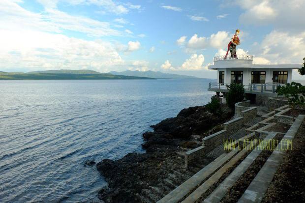 Pantai Watu Dodol, Pantung Gandrung Di Pinggir Laut dan Tempat ...