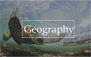 Edukasi Geografi Ringan