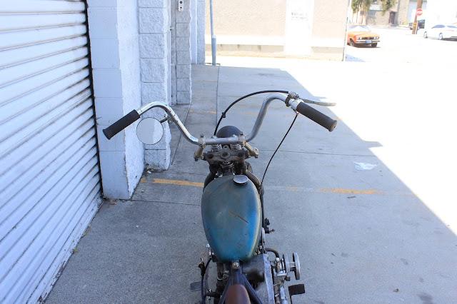 Harley Davidson Shovelhead By Brat Style Hell Kustom