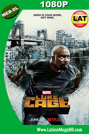 Marvel's Luke Cage (TV series) (2018) Temporada 2 Latino WEB-DL 1080P ()