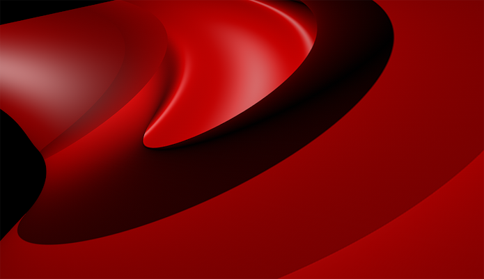 Red 9, by Jim Keaton ©Structured Art 2021, Gardner Keaton Inc.