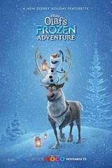 Olaf: Em uma Nova Aventura Congelante de Frozen 2017 - Dublado