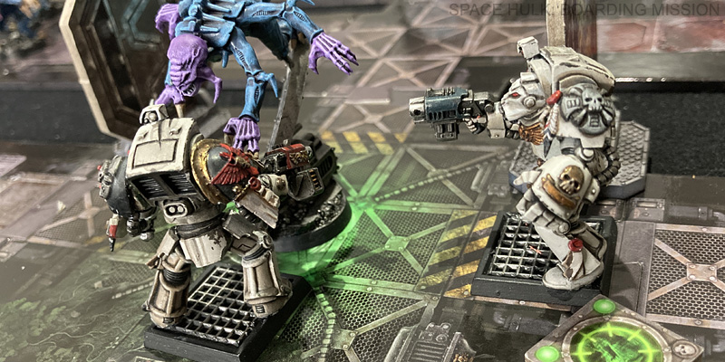Overwatch and jammed weapons in Space Hulk