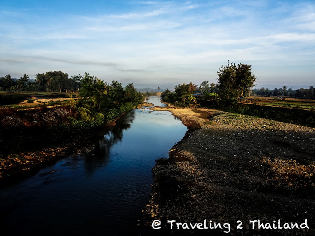 Traveling in Nan, North Thailand