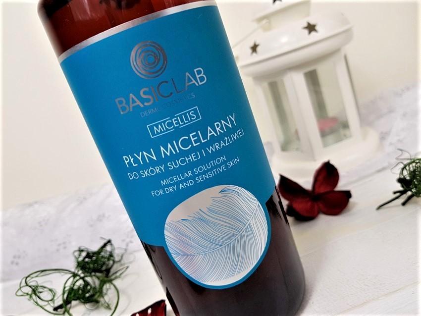 Płyn micelarny do skóry suchej i wrażliwej od BasicLab Dermocosmetics