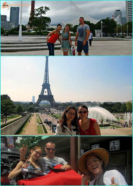 Amici dal Giappone, Francia