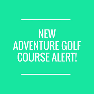 There's a new Adventure Golf course at the Grove Golf and Bowl in Fordbridge, Leominster