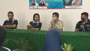 Langkah kinerja IWO Garut mendapat apresiasi Bupati Garut pada Rakerda DPD IWO Kabupaten Garut