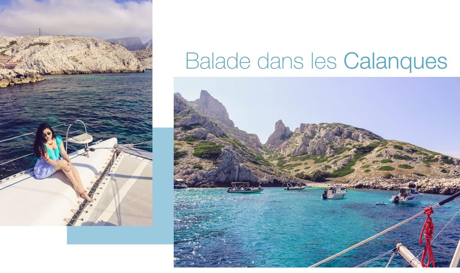 balande en mer calanques blog trip