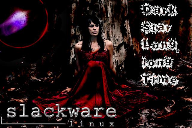 Slackware Dark Star (florest)