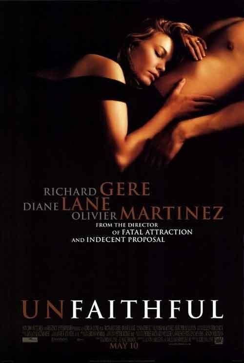 Unfaithful 2002 BluRay 480p 380MB