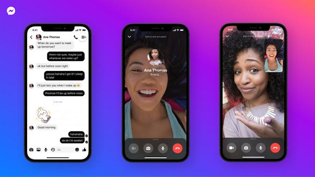 Facebook cập nhật tính năng bảo mật mới cho cuộc gọi video