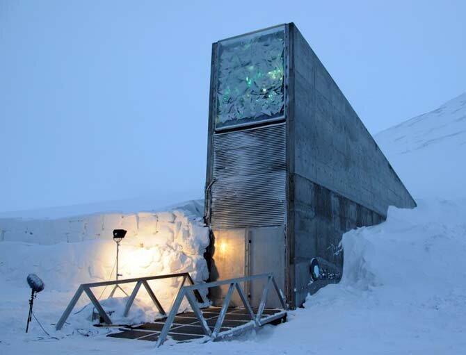 Doomsday Vault, Noruega
