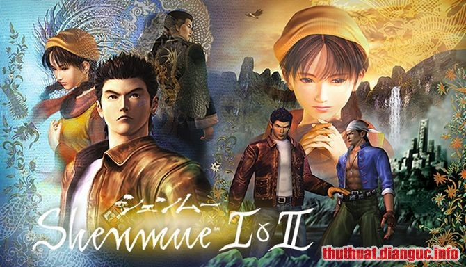 Download Game Shenmue I & II Full Cr@ck