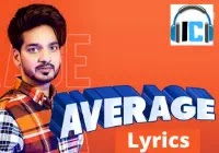 Average Lyrics | Gurjazz & R Nait Mp3 Song Download