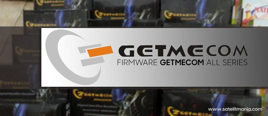 Kumpulan Firmware Receiver Getmecom Series