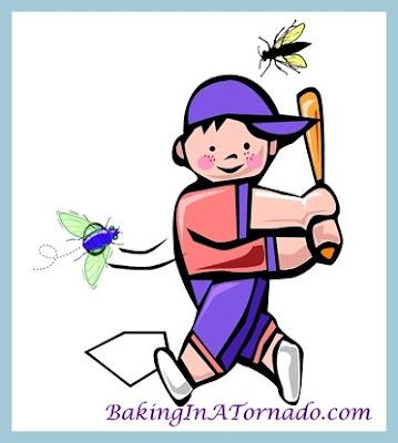 Not Your Average Baseball Mom | graphic designed by and property of www.BakingInATornado.com | #MyGraphics