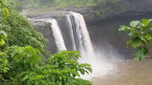 Waterfall in Dang near Surat Gujarat