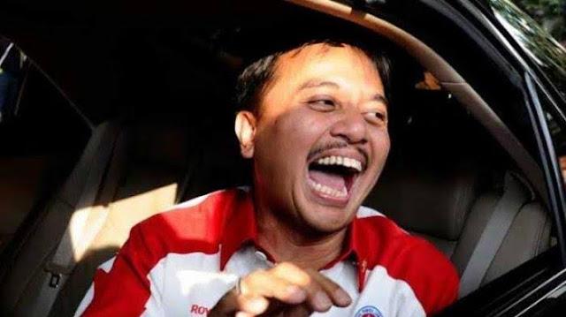 Sentil Erick Thohir, Roy Suryo: Kalau Ada Pansus Jiwasraya akan Banyak yang 'Diare'