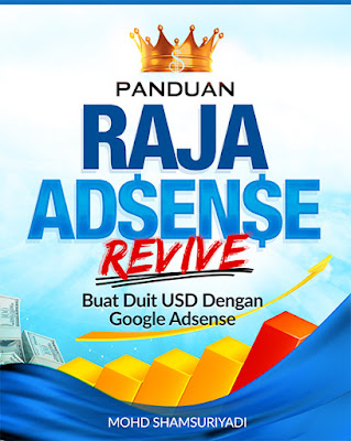 Ebook Panduan Raja Adsense Revive