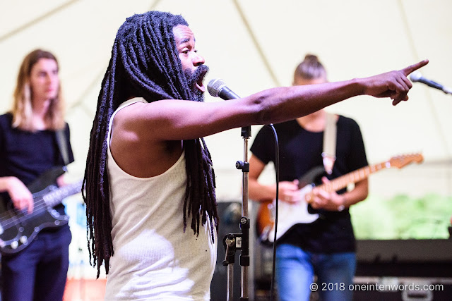 Reverend Sekou with Dimpker Brothers at Hillside 2018 on July 14, 2018 Photo by John Ordean at One In Ten Words oneintenwords.com toronto indie alternative live music blog concert photography pictures photos