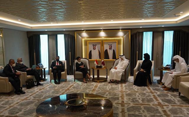Bertemu Taliban di Doha, Ini yang Disampaikan Menlu Retno