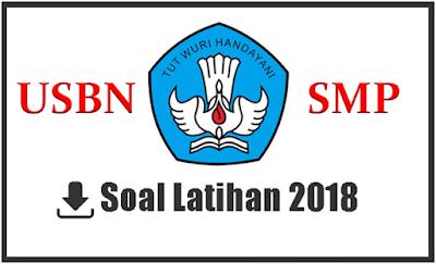 Soal USBN PKN SMP 2017/2018 dan Pembahasannya