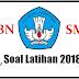 Contoh Soal USBN PKN SMP 2017/2018 Kurikulum 2013 dan KTSP & Kunci Jawaban