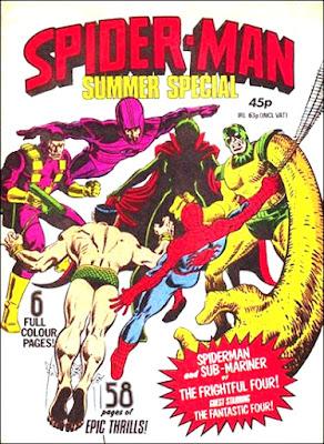 Spider-Man summer special 1981